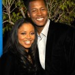 Flex Alexander and wife Shanice - Photo