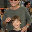 Постер, плакат: Bill Paxton and son James