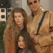 Stock Photo: Steve Seagal and family