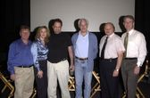 Dennis Franz and Sharon Lawrence and Gordon Clapp and Executive Producers — Stock Photo