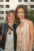Danielle Harris and Lacey Chabert — Stock Photo