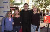 ロバート ・ ダヴィと家族 — ストック写真