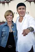 Pat Benatar and husband Neil Giraldo — Stock Photo