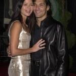 ������, ������: Jill Hennessy and husband Paolo Mastropietro