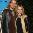 Stock Photo: Chad Kroeger and date