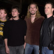 Постер, плакат: Nickelback at the 2002 Fox Billboard Bash held at Studio 54 MGM Grand Las Vegas NV 12 08 02