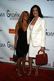 Jessica galvan ve maria bravo — Stok fotoğraf