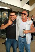 Paul Teutel Jr. and Paul Teutel Sr. — Stockfoto