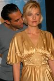 Sheryl Lee and Bobby Cannavale — Stock Photo