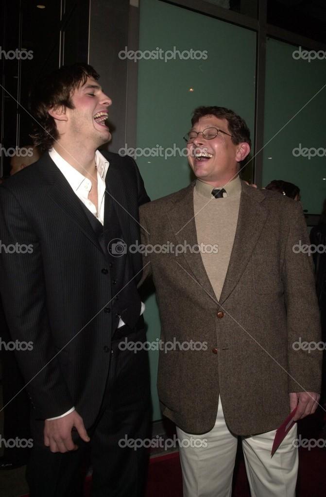 Ashton Kutcher and dad Larry – Stock Editorial Photo © s ...