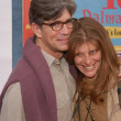 Eric Roberts and wife Eliza - Stock Photo