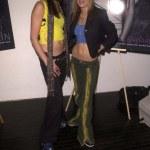 ������, ������: Kristen Raj and Taryn Manning