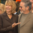 Kate Capshaw and Steven Spielberg — Stock Photo