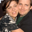 Peter Sarsgaard and Maggie Gyllenhaal - Stockfoto