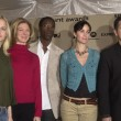 Mena Suvari, Dawn Hudson, Isaiah Washington, Carrie-Anne Moss and Anthony LaPaglia - Стоковая фотография