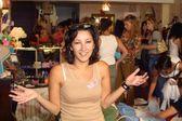 Chrissy azzaro — Zdjęcie stockowe