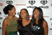 Tracee Ellis Ross, Golden Brooks and Jill Jones — Stock Photo