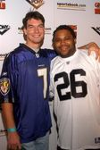Jerry O'Connell and Anthony Anderson — Foto de Stock
