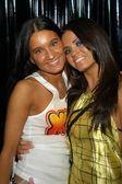 Yana K and Jenna Dewan — Stock Photo
