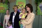 Melanie griffith et filles dakota et stella — Photo