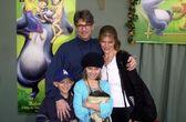 Eric roberts et famille — Photo
