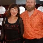 ������, ������: Elizabeth Pena and husband Hans Rolla