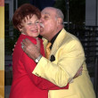 Marion Ross and Paul Michael - Stock Photo