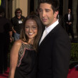 Постер, плакат: Carla Alapont and David Schwimmer