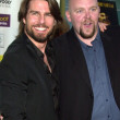 Stock Photo: Producer Tom Cruise and director Joe Carnahan
