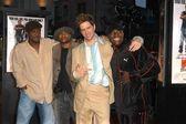 Blair Underwood, Damien Wayans, Jamie Kennedy and Taye Diggs — Stock Photo