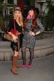 "Lorielle New, Phoebe Price at the4 ""Edge of Salvation"" Premiere, Arclight, Hollywood, CA 12-06-12 — Stock Photo"
