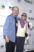 カートウッド ・ スミスと妻 — ストック写真