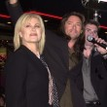 ������, ������: Hugh Jackman and Wife Deborra Lee Furness