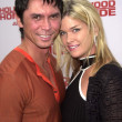 Lou Diamond Phillips and wife Kelly — Foto de Stock