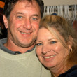 Steve Shugerman and wife Julie Shugerman - Foto de Stock