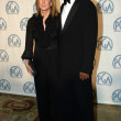 Kathleen Kennedy and Samuel L. Jackson - Foto de Stock