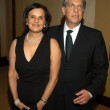 Jonathan L. Dogen and wife - Foto de Stock