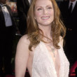 Julianne Moore - Foto de Stock
