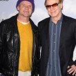 Stock Photo: Flea, Danny Elfman