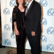 Stock Photo: Hawk Koch and wife Molly