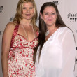 Mariel Hemingway and Camryn Manheim — Stock Photo #17807021