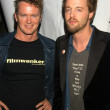 Craig McLachlan and Joshua Leonard — Stock Photo