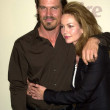 Josh Brolin and Diane Lane — Stock Photo
