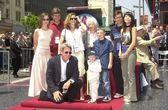 Famiglia e harrison ford — Foto Stock