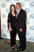 Hawk Koch and wife Molly — Stockfoto