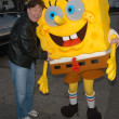 Stock Photo: Mike Myers and Sponge Bob
