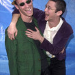 Stock Photo: Joseph Gordon-Levitt and brother Dan