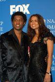 "Kenneth ""Babyface"" Edmonds and Tracy Edmonds — Stock Photo"