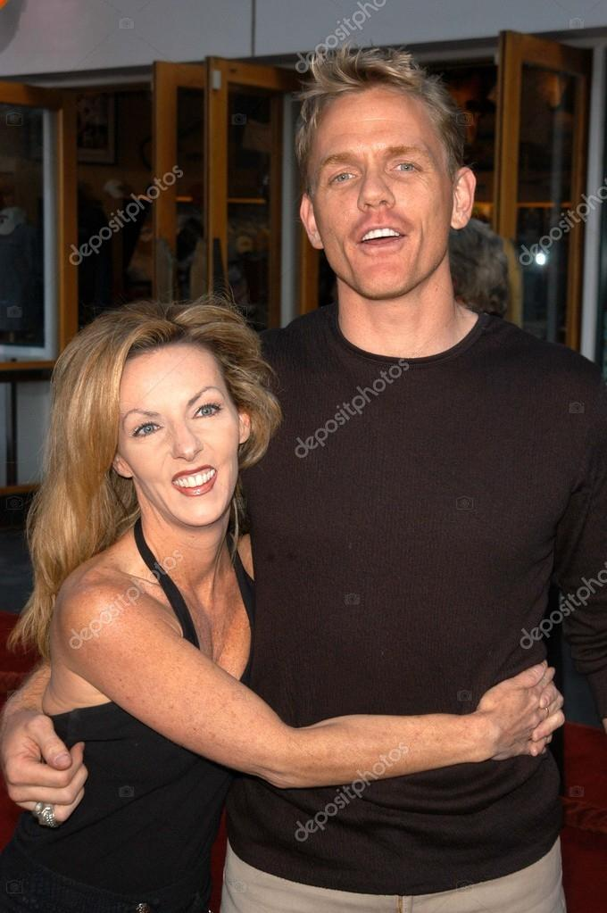 Christopher Titus and wife Erin – Stock Editorial Photo ...