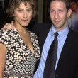 Tim Blake Nelson and Wife Lisa - ストック写真